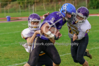 Gallery: Football Quilcene @ Seattle Lutheran